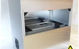 DIY SLS printer
