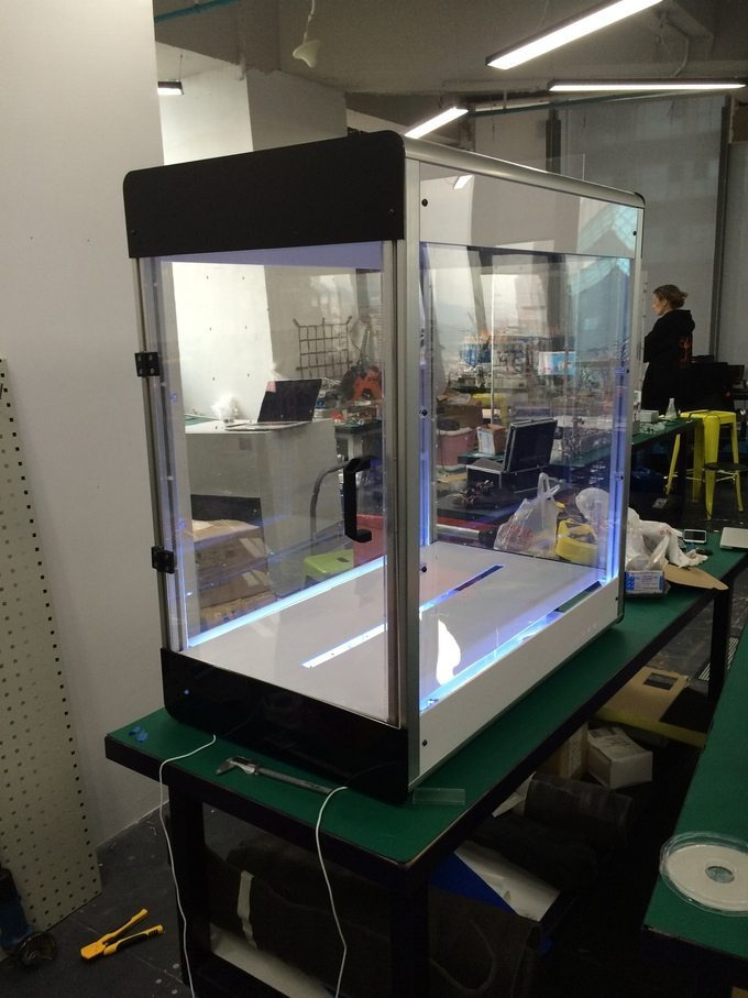 Electrolooms closes down and takes its nanotechnology with it