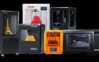 HORI 3D printers