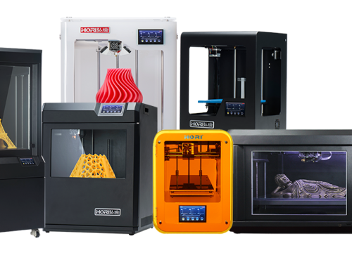 HORI 3D Printers are shifting industry standards in China