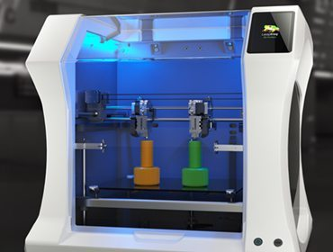 Leapfrog 3D Printers Bolt Closed Environment