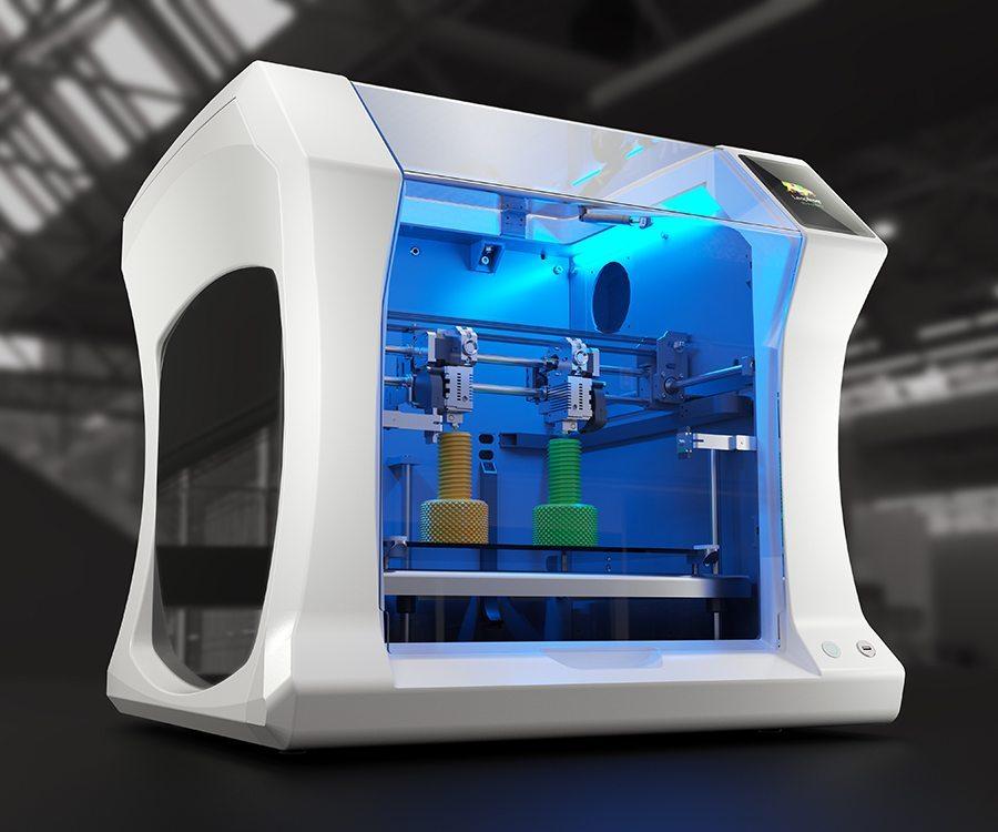 Leapfrog Bolt 3D printing device