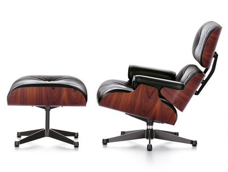 Charles Ray Eames Lounge Chair, photo credit to Dezeen