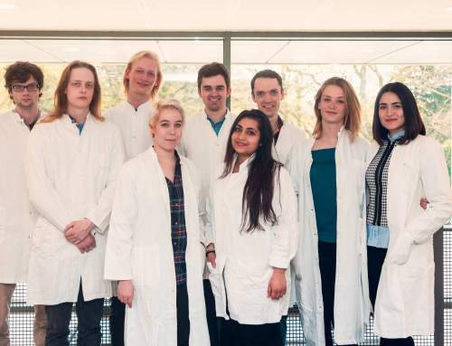 Copenhagen University iGEM team harvest sunlight with new design