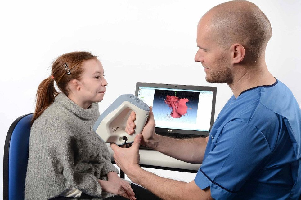 Microtia sufferers have an unlikely ally in the Artec Spider 3D scanner