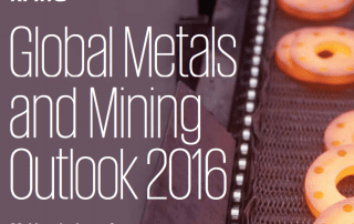 KPMG Global Metals and Mining Outlook 2016