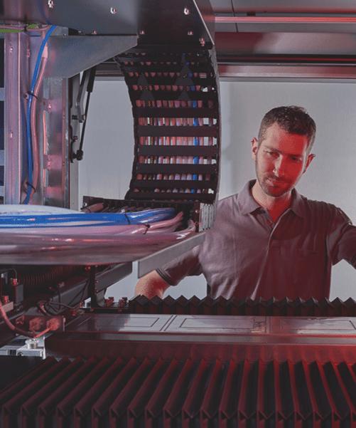 Xjet's new 3D printing technique (courtesy of Xjet)