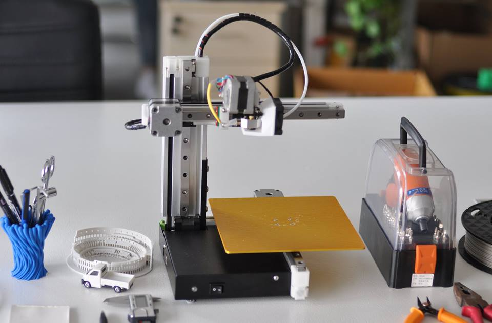da Vinci 3D Printer w/ Wi-Fi, Mobile App - 3D Printing Industry
