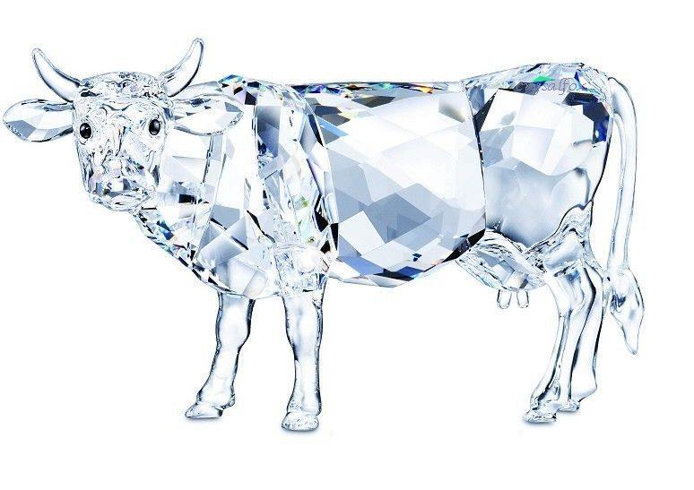 swarovski cow