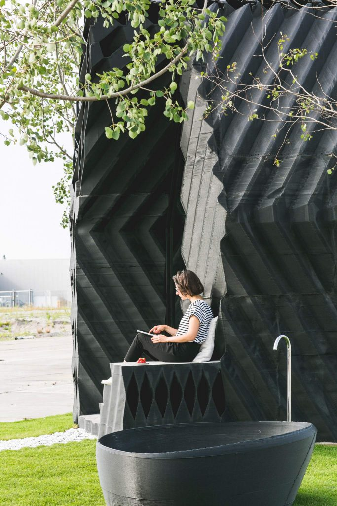 dus architects urban cabin