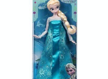 Frozen doll, the next generation could be much better thanks to advanced thermoforming