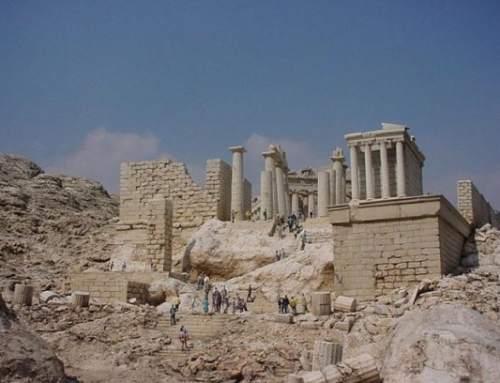 Iran calls for domestic companies to help rebuild historic monuments