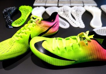 Nike Zoom Superfly Elite, tailored to an Olympic Champion with 3D printing