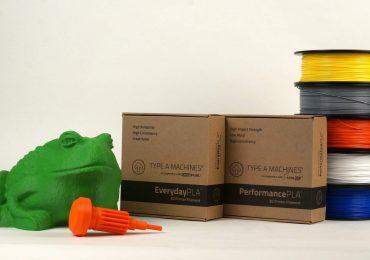 type A machines_filament