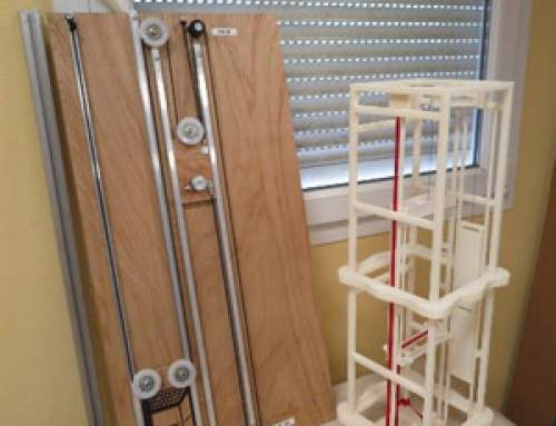 SODIMAS Elevators employs 3D printing for innovation