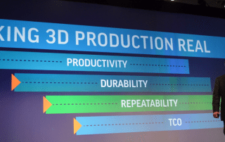 3D Systems CEO VJ, 3D Printing for Industry