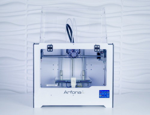 New Method for Printing Dentures from Arfona