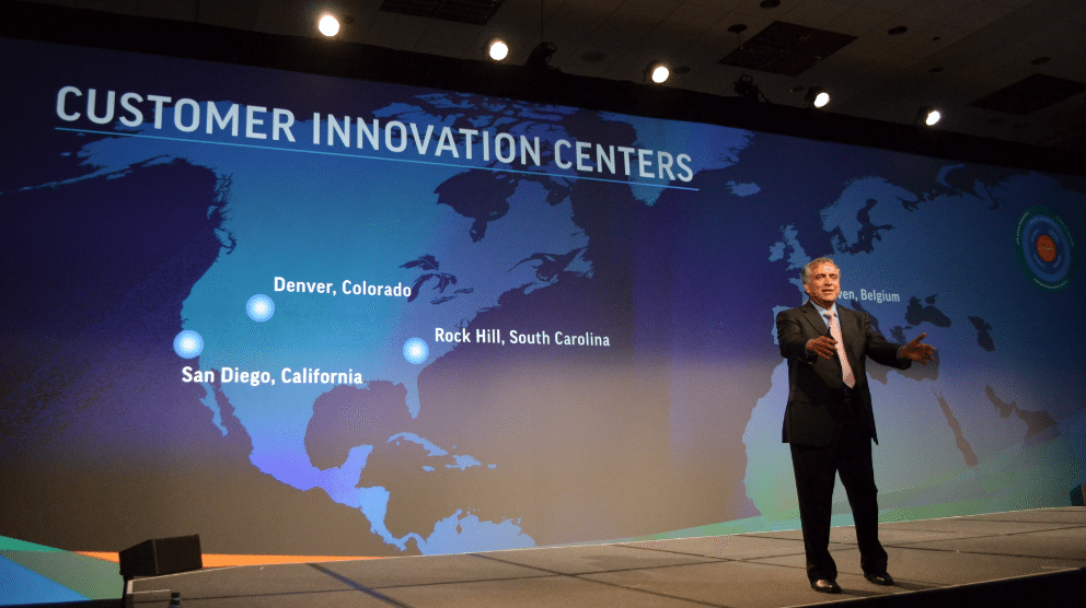 3D Systems Customer Innovation Centers (Photo by Michael Petch)
