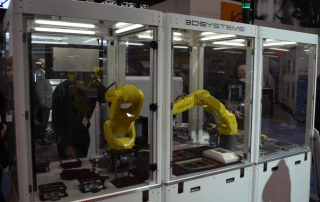 3D Systems Figure 4 Modular System at Methods Machine Tools booth (Photo by Michael Petch)