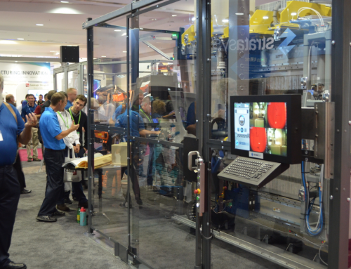 Inside the Infinite Build with Stratasys experts at IMTS