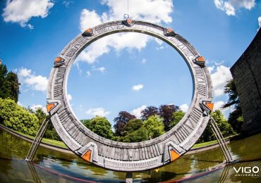 The completed Stargate. Image: Vigo Universal