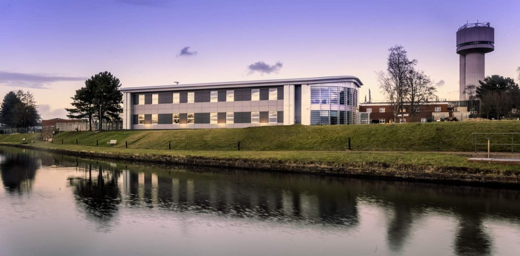 The new facility. Image: LPW Technology