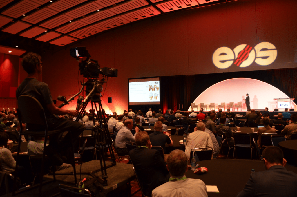 EOS North American User Day IMTS 2016