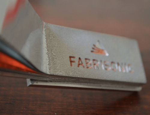 Fabrisonic granted ultrasonic additive manufacturing patent