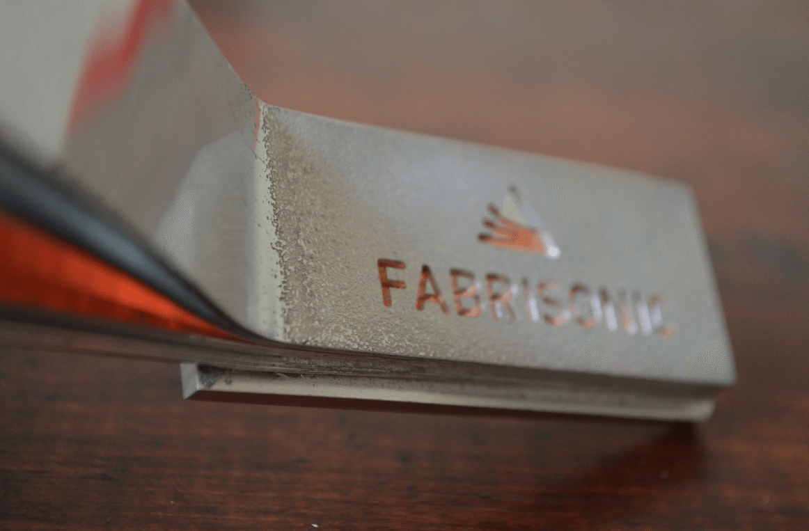 Fabrisonic Ultrasonic Additive Manufacturing. Photo by Michael Petch