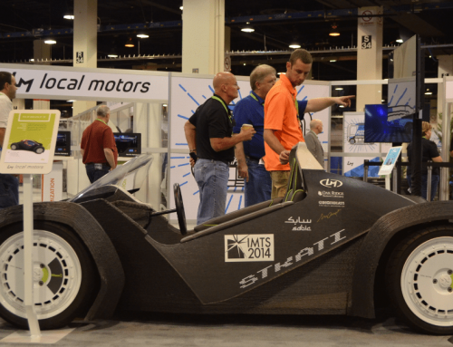 Research institutions collaborate with Local Motors for big area additive manufacturing of composite materials