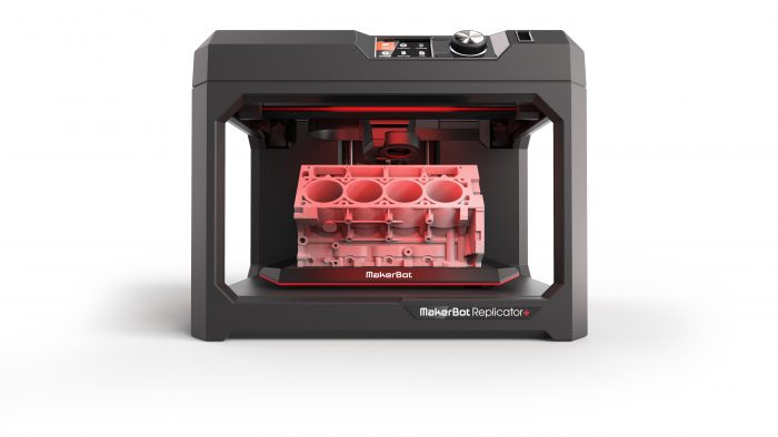 MakerBot Replicator+ Image: MakerBot