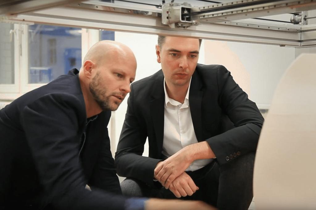 Jörg Petri and Daniel Büning. NOWlab@BigRep