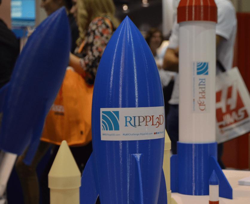 RIPPL3D Rockets