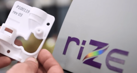 Rize Augmented Polymer Deposition. Photo via RIZE.