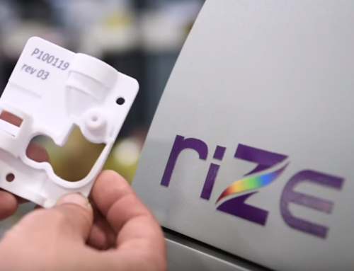 3D Printing: The Next Five Years by Frank Marangell, Rize President and CEO