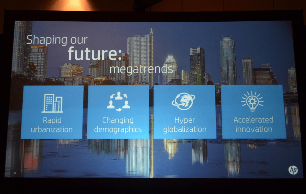 HP Labs Megatrends