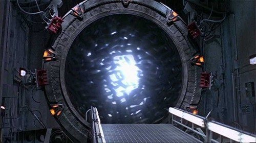 The Stargate. Image: Wikipedia