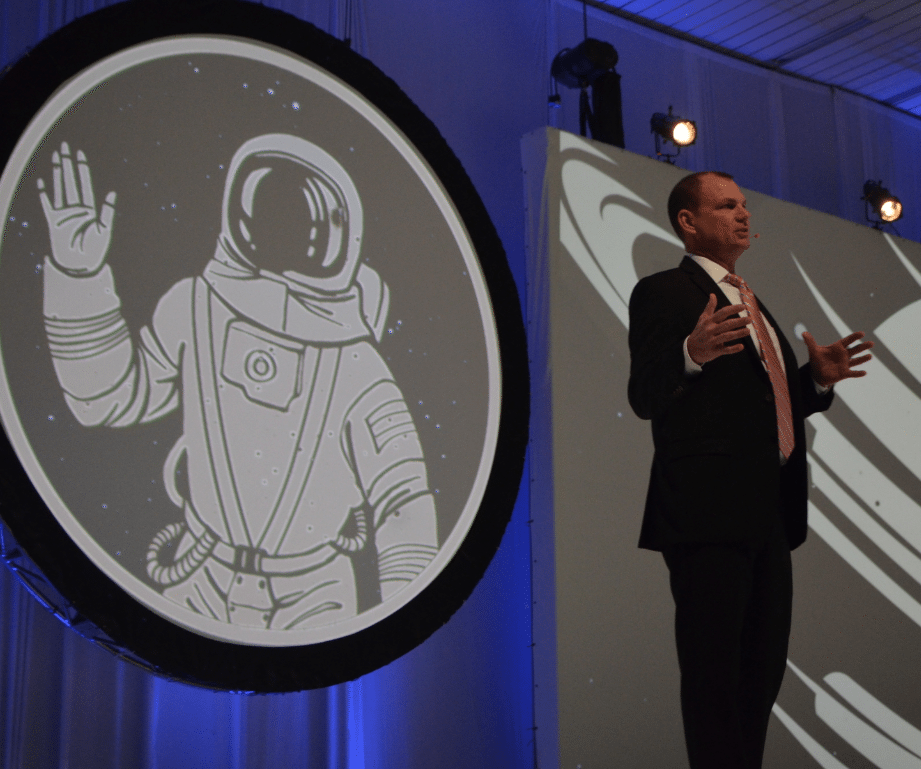 Tony Antonelli, Space Systems Mars Space Camp Initiative at Lockheed Martin