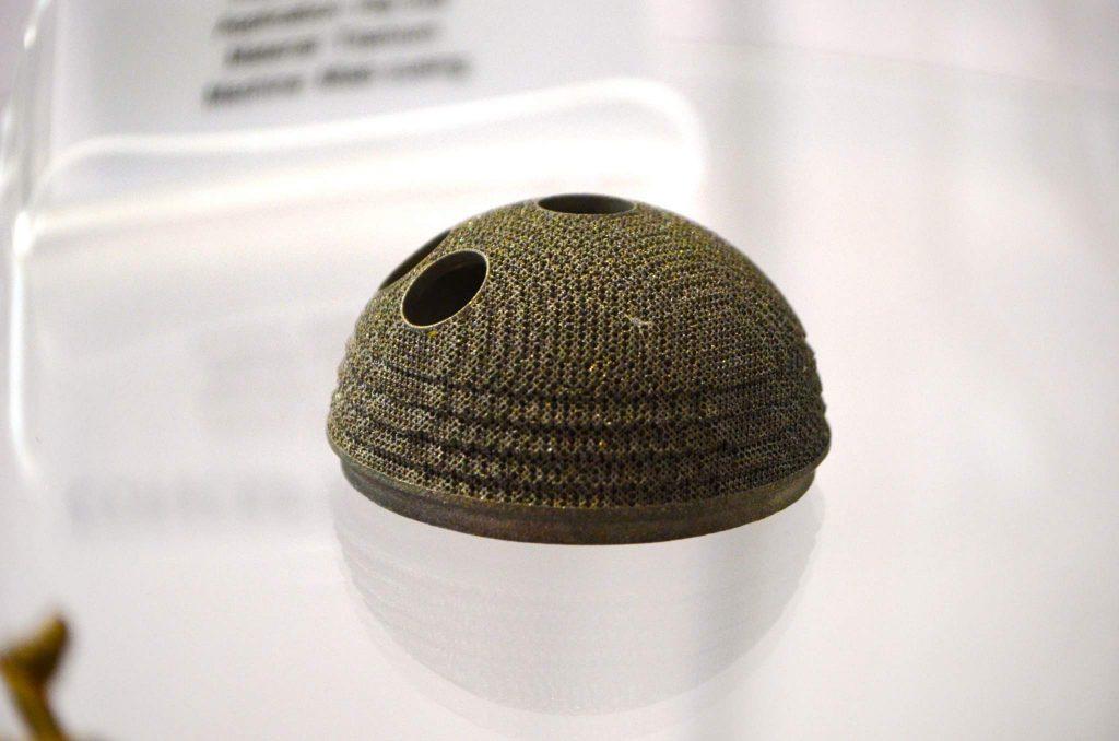 Trumpf 3D Printed Metal Hip Cup