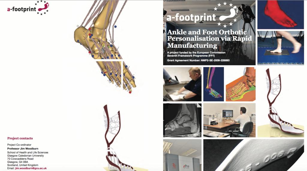a-footprint