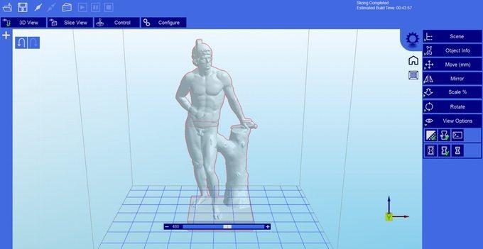 Creation Workshop. Image Lightning 3D
