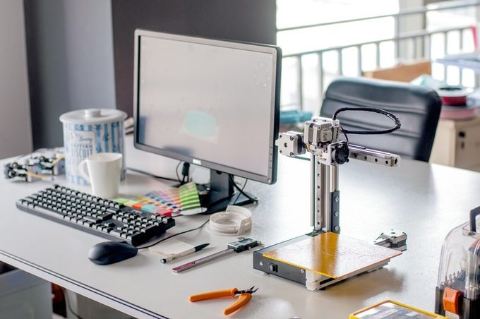 cetus 3d printer
