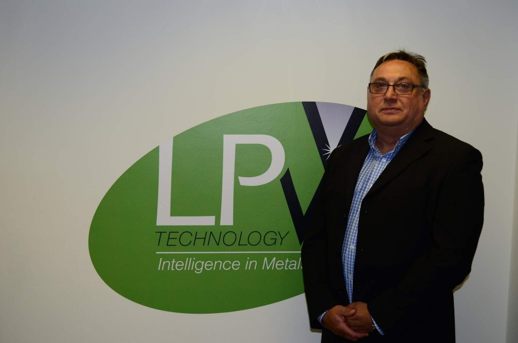 Andrew Florentine BTech(Hons), is an experienced research and development leader. Image: LPW Technology