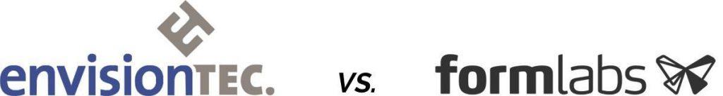 envisiontec vs formlabs
