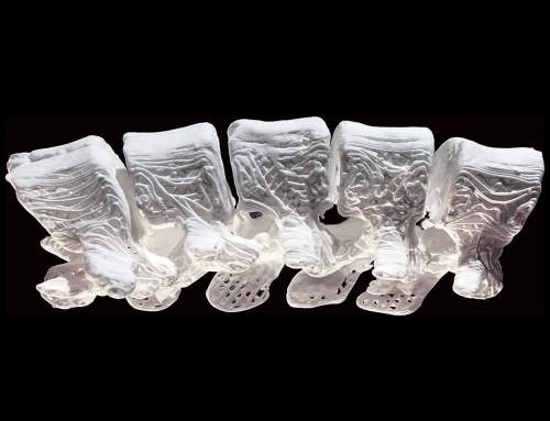 Researchers print hyperelastic bones