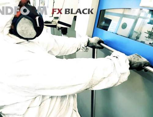 CRP launches Windform® FX BLACK, featured with high impact resistance