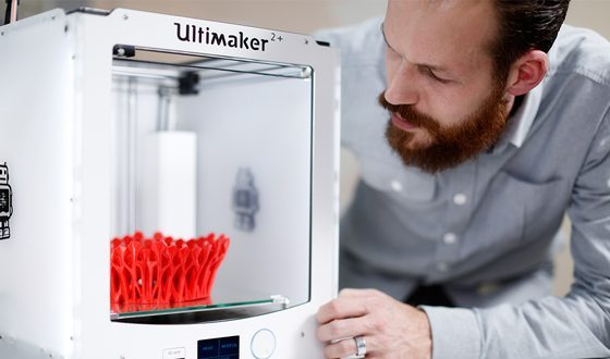 ultimaker new materials