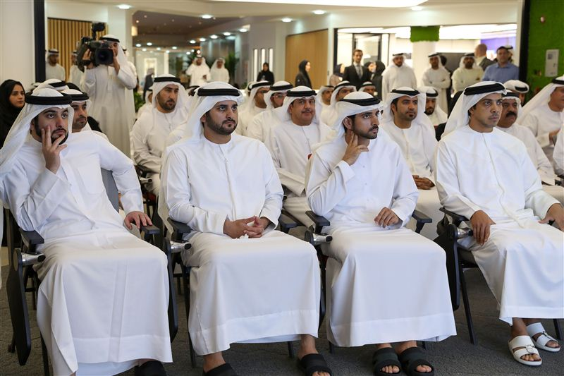 The Memorandum of Intent signing ceremony was attended by a number of UAE leaders, ministers and officials.
