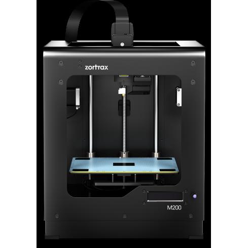 The M200 3D printer Photo via: Zortrax