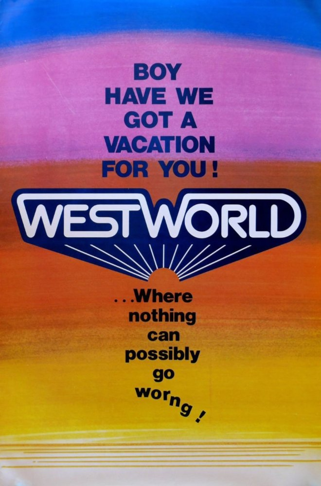 The 1973 film Westworld. Image via IMDB